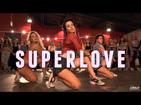 Tinashe - Superlove - Choreography by Jojo Gomez - Filmed by @TimMilgram видео