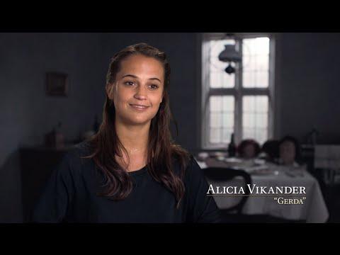 The Danish Girl (Featurette 'Alicia Vikander')