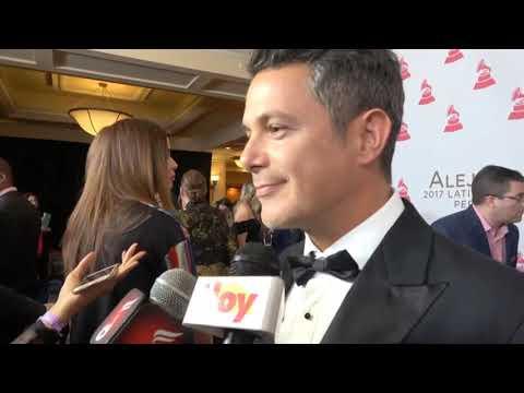 Alejandro Sanz persona del año de los Latin GRAMMYs
