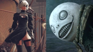 Nier Automata is planned for March 7th in the USA and March 10th in the EU. Nier is not well known among gamers and we want to change that!  Pre-order Automata here: https://goo.gl/uI86qS Nier Automata is perhaps one of the dark horses of the game industry. Perhaps you never heard of Nier. So let us introduce this series to you. Here are 8 things that will make you love Nier and Nier Automata! There will be some story spoilers for the first Nier so consider yourself warned. Spin-off from DrakengardLet's start with a small history lesson, because Nier is actually a spin-off from the Drakengard series… or Drag-on Dragoon, as they call it in Japan. This series consists out of three numbered games. Drakengard 2 is a direct sequel. Drakengard 3 is a prequel that also plays during the same time as the first Drakengard, but uses alternative timelines. Nier or No NierThe first game in the series was all about Nier finding a cure against the plague. Nier wanted to heal his dying daughter - or sister, but we will get to that later. You're fighting these dark spirits in this post apocalyptic world in an effort to reach your goal. Now fast forward a couple of centuries to Nier: Automata. Earth has been invaded by alien machines and the last remaining humans have taken refuge on the moon. New Game+ Both Nier and Nier Automata have the New Game Plus feature. On a second playthrough of Nier you will suddenly understand the language of the spirits. You learn about their suffering and their motivations. And this will make the player doubt the heroism of Nier. A third playthrough will expand the story even further. Nier Automata also offers the New Game Plus feature, which will unlock new characters and therefore very likely also new stories. All mixed upIn essence Nier is a third person action role playing game. As things go in RPGs you earn experience points by fighting enemies. You fight using weapons or magic and and you can enhance your weapons with power ups. However, what made