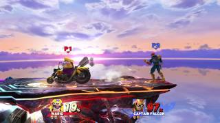 Super Smash Bros for Wii u – VERSUS!