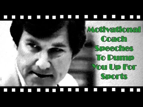 Motivational Coach Speeches to Pump You Up for Sports