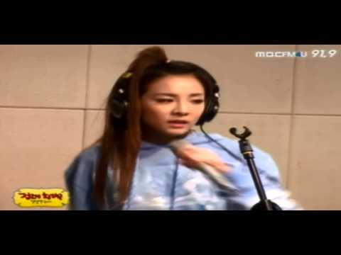 140403 2NE1 – 'Come Back Home' @ MBC FM4U's Hope Song