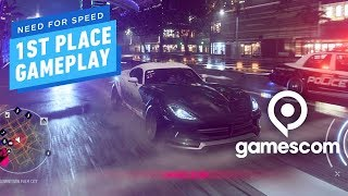 9 Minutes of Need For Speed Heat Developer Gameplay in 4K - Gamescom 2019 by IGN