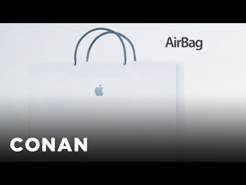 Introducing the New Apple AirBag