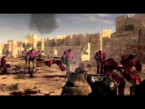preview-Serious Sam 3: BFE \'Serious Chaos\' Trailer (GameZoneOnline)