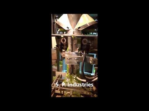 murmura muri puffed rice packing machine s p industries