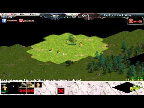 ACT 2015 - Vòng 2 | Gunny vs Cam Quýt  23-08-2015 BLV: G_Quẩy