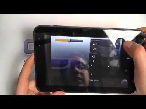 ZTE Light Tab 2 V9A (3G Android Tablet) Unboxing
