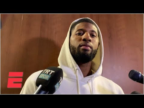 Paul George sounds off on NBA officiating after Thunder vs. Clippers | NBA Sound - Thời lượng: 4 phút, 27 giây.