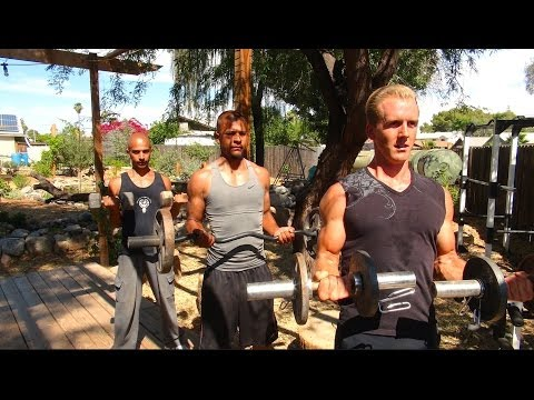 Get Ripped at Home – Martial Arts Workout!
