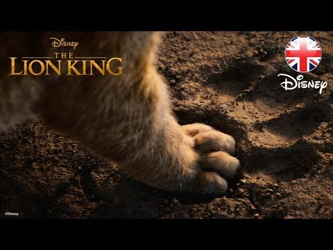 The Lion King | 2019 Live Action New TV Ad | Official Disney UK