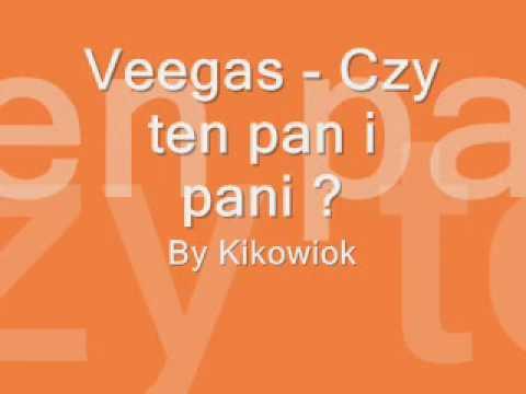 VEEGAS - Czy ten pan i pani (cover, audio)