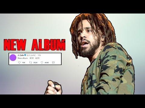 J Cole - KOD New Album SOON!