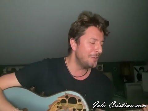 Manuel Carrasco le canta a su hijo Manuel