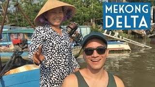 Can Tho Vietnam  city pictures gallery : Mekong Delta Floating Markets // Can Tho, Vietnam
