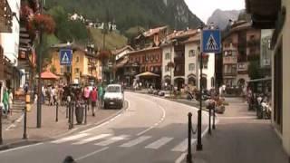 Moena Italy  City pictures : MOENA CENTRO --TRENTO -- ITALIA