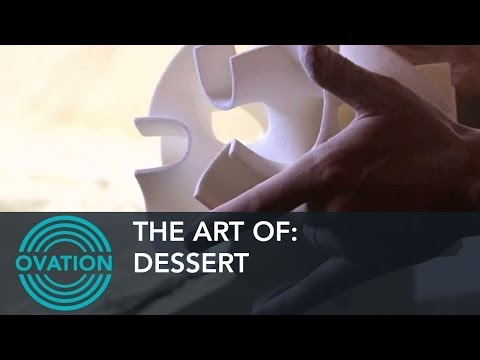 The Art Of: Dessert - 3D Sugar Printing