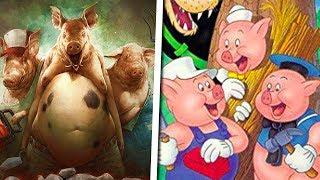Video The Messed Up Origins of The Three Little Pigs | Disney Explained - Jon Solo MP3, 3GP, MP4, WEBM, AVI, FLV Desember 2018
