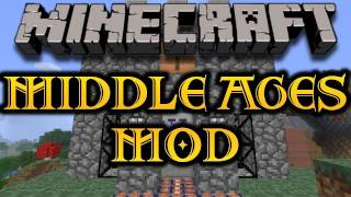 Minecraft Middle Ages Mod Review (HD)