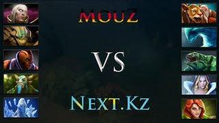 MouZ vs Next.Kz #001