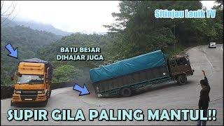 Video Supir Truk Paling Nekat dan Super Berani di Sitinjau Lauik MP3, 3GP, MP4, WEBM, AVI, FLV Juli 2019
