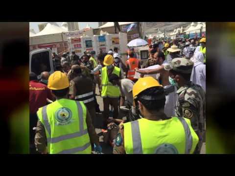 Hacda izdiham faciası: En az 220 kişi öldü