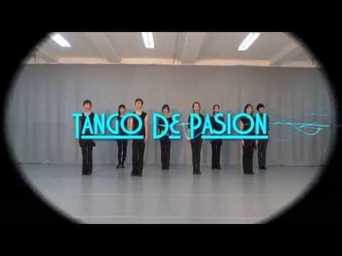 Tango De Pasion Line Dance