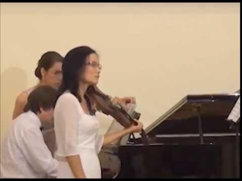 C.Franck Violin Sonata 1st & 2nd mov
