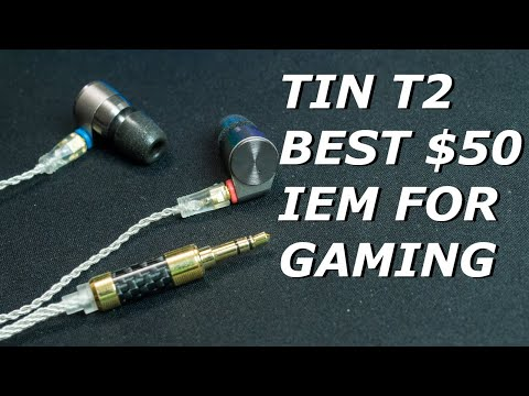 The BEST Earbuds /  IEM to GAME Competitively for $50 bucks