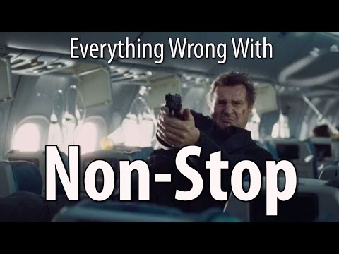 Everything Wrong With Non-Stop In 12 Minutes Or Less