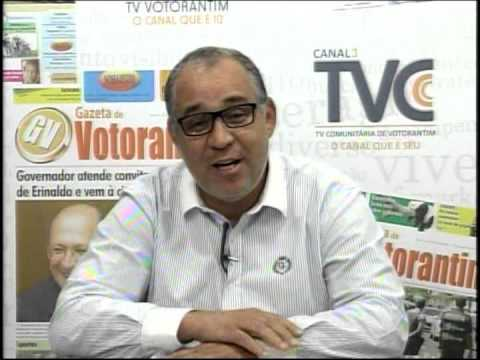 Debate dos Fatos na Tv Votorantim 09 05 14