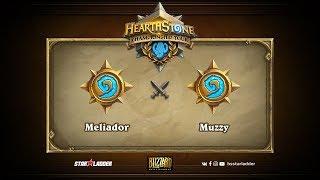 Meliador vs Muzzy, game 1