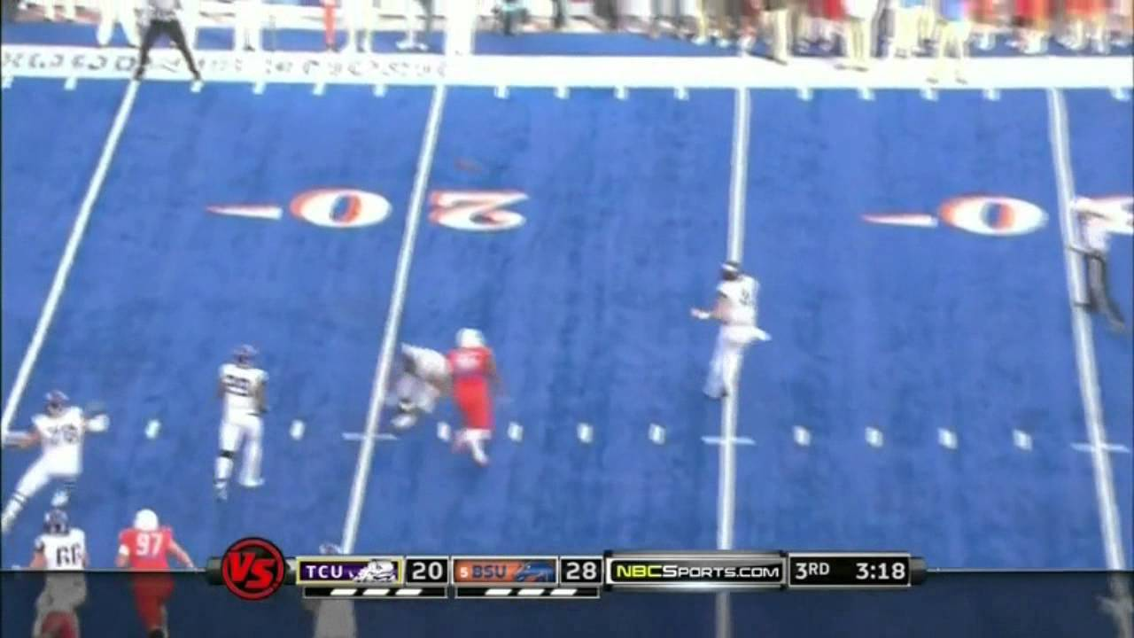 Casey Pachall vs Boise State (2011)