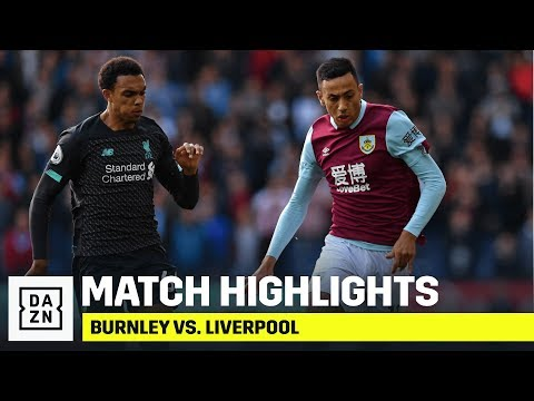 HIGHLIGHTS | Burnley vs. Liverpool