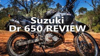 4. Suzuki Dr650 Review