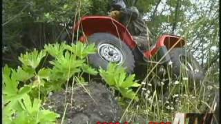 9. ATV Television - 2003 Yamaha Kodiak 450 Quick Test
