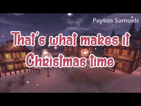 R5 - Christmas is Coming (Acoustic) Lyrics