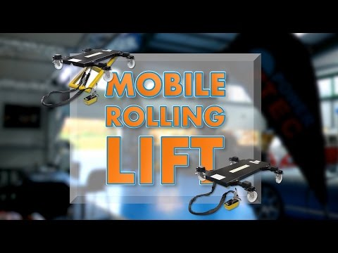 92454 | Power-TEC Mobile Rolling Lift