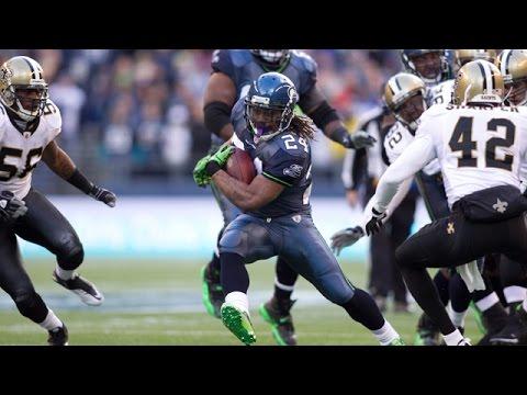 'Beast Quake' New Orleans Saints vs. Seattle Seahawks | 2010 NFC Wild Card Game Highlights (видео)