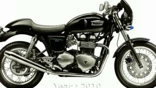 7. Triumph T100 Bonneville Black Special Edition -  Specification Dealers