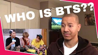 Video Who is BTS The Seven Members of Bangtan REACTION download in MP3, 3GP, MP4, WEBM, AVI, FLV January 2017