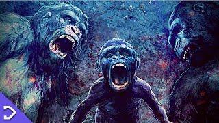 Video The Heartbreaking Story of Kong's Parents DEATH - Godzilla vs Kong LORE MP3, 3GP, MP4, WEBM, AVI, FLV Januari 2019
