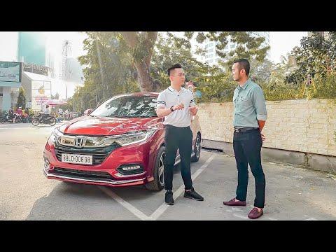 Hạnh Phúc khi cầm lái Honda HR-V ? Một người ngoại đạo ngành xe trải nghiệm xe - Thời lượng: 38 phút.