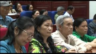 Uông Bí tổ chức hội nghị tập huấn bầu cử