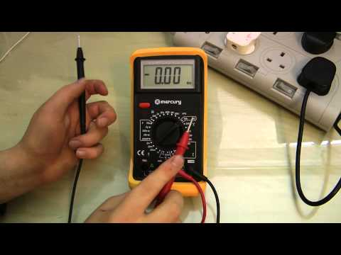 Multimeters - Frequency Measurement