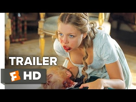 Pride and Prejudice and Zombies Official Trailer #1 (2016) - Lily James Horror Movie HD