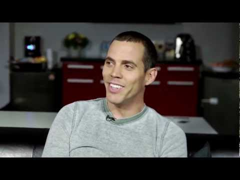 Funny story about how Steve-O fixed his broken nose