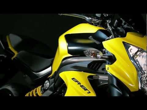 Kawasaki ER-6 N 2012 HD