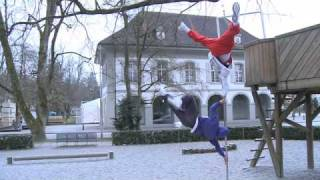 Freerunning In Zofingen